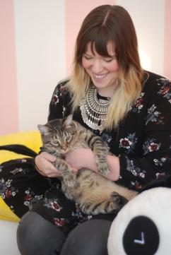 Kristen Eissler, Kawaii Kitty Cafe Owner