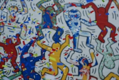 Keith Haring Mural Dedication